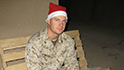 Christmas morning in Iraq with 2nd Battalion and my 5 Vegas Gold