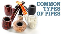 Common Types of Pipes