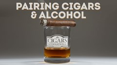 Pairing Cigars and Alcohol