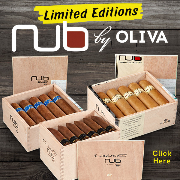 New Limited Edition NUBs!