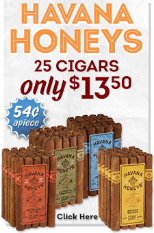 Havana Honeys - 25 Cigars Just $13.50