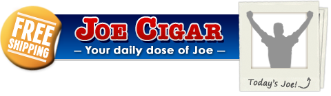 Joe Cigar - Your daily dose of Joe with Free Shipping