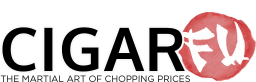 CigarFU - The Martial Art of Chopping Prices