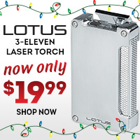 Lotus 3-Eleven Torch Lighter