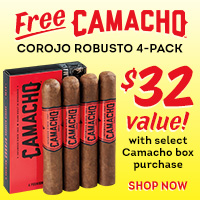 Camacho Box Freebie