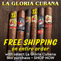 FREE Shipping with La Gloria