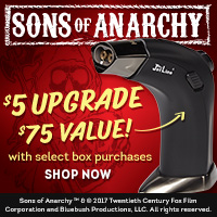 Sons of Anarchy Box Freebie