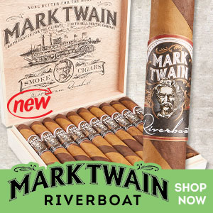Try the all new Mark Twain Riverboat today!