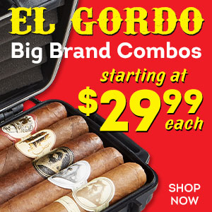 El Gordo Big Brand Combos starting at just $29.99!