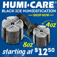 Black Ice Humidification