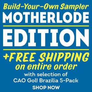 Can't find the perfect Motherlode Sampler? Build your own for just $114.99!!