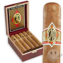 CAO Gold Robusto 10ct Box