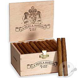 La Perla Habana Black & Tan