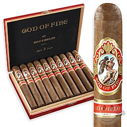 God of Fire by Arturo Fuente
