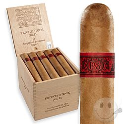 Private Stock Long-Filler by Davidoff