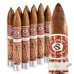 Sol Cubano Cuban Cabinet 10-Packs