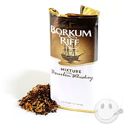 Borkum Riff Bourbon Whiskey Pipe Tobacco