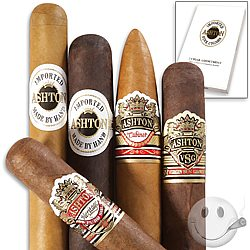 Ashton Variety Gift Box of 5