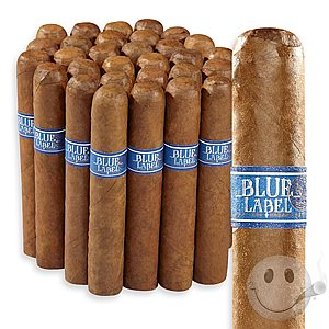 Blue Label B2 Cuban Wheels Cigars