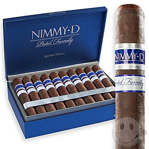Nimmy D by Nimish Cigars