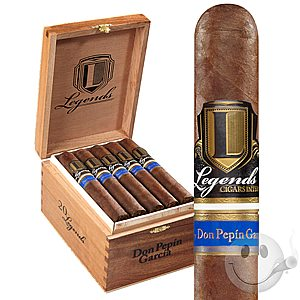CI Legends by Pepin Cigars