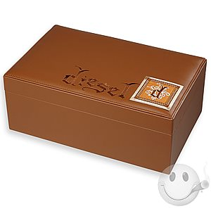 Diesel Leather Humidor