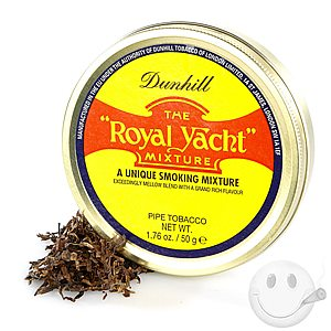 Dunhill The Royal Yacht Pipe Tobacco