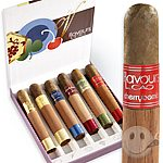 CAO Flavours Sampler Box