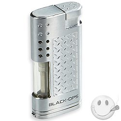 Black-Ops Reload Lighter - Chrome