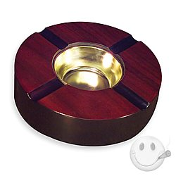Biarritz 4-Finger Cigar Ashtray