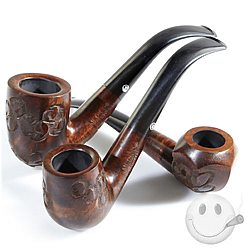 Medico Windsor Bent - Smooth