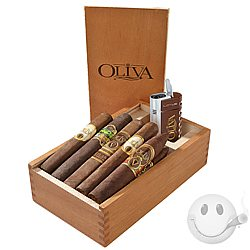 Oliva 90+ Rated Sampler Box