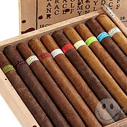 Tatuaje Skinny Monsters Cazadores Sampler