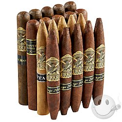 Gurkha Rock-Bottom Mega-Sampler