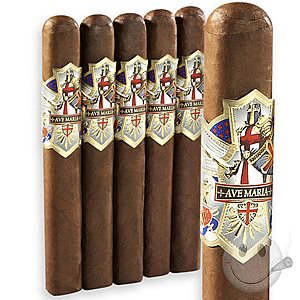 Ave Maria Lionheart (box-press) 5-Pack Handmade Cigars