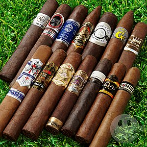 CI's Spring Training Super-Sampler Cigar Samplers