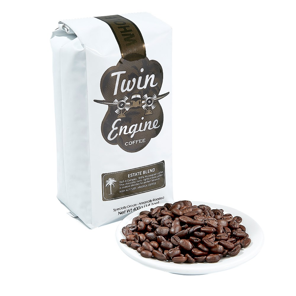 Twin Engine Coffee - Estate Blend Gourmet