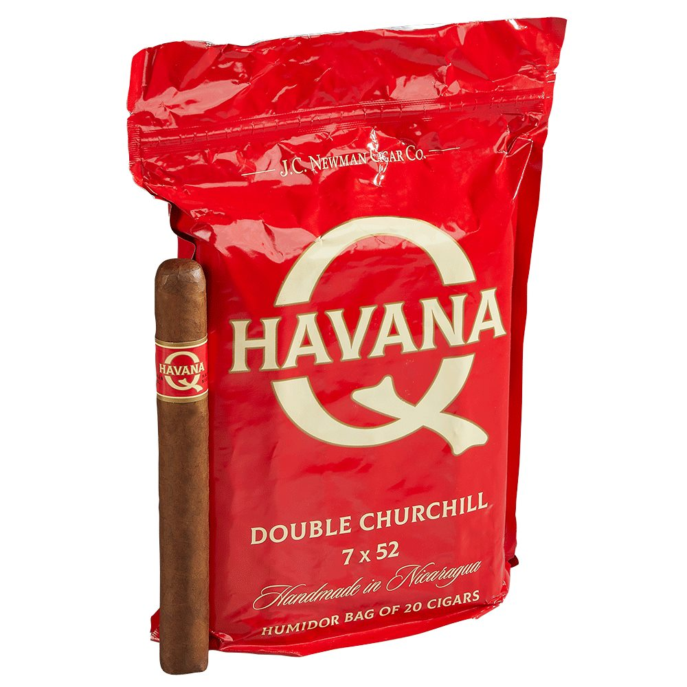 "Havana Q by Quorum Double Churchill (7.0""x52) Pack of 20"