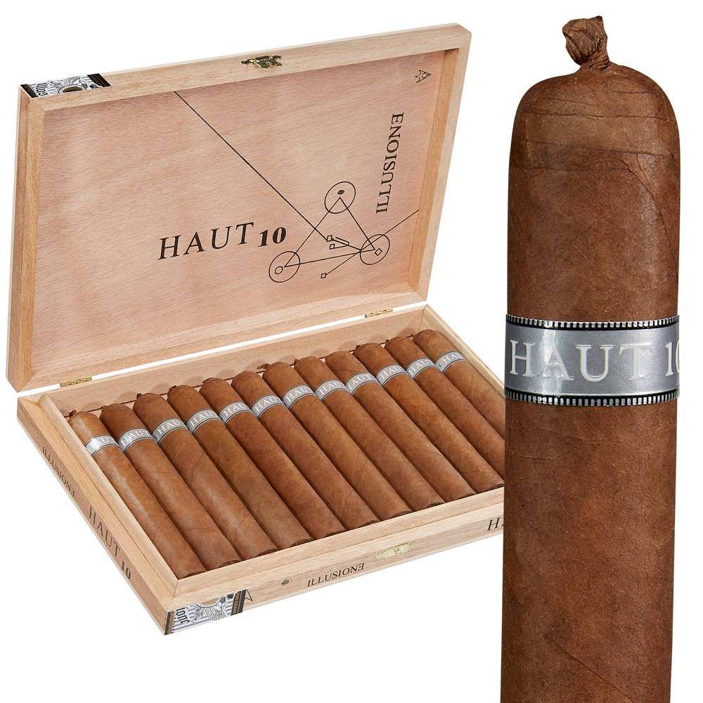 Illusione Haut 10 Cigars