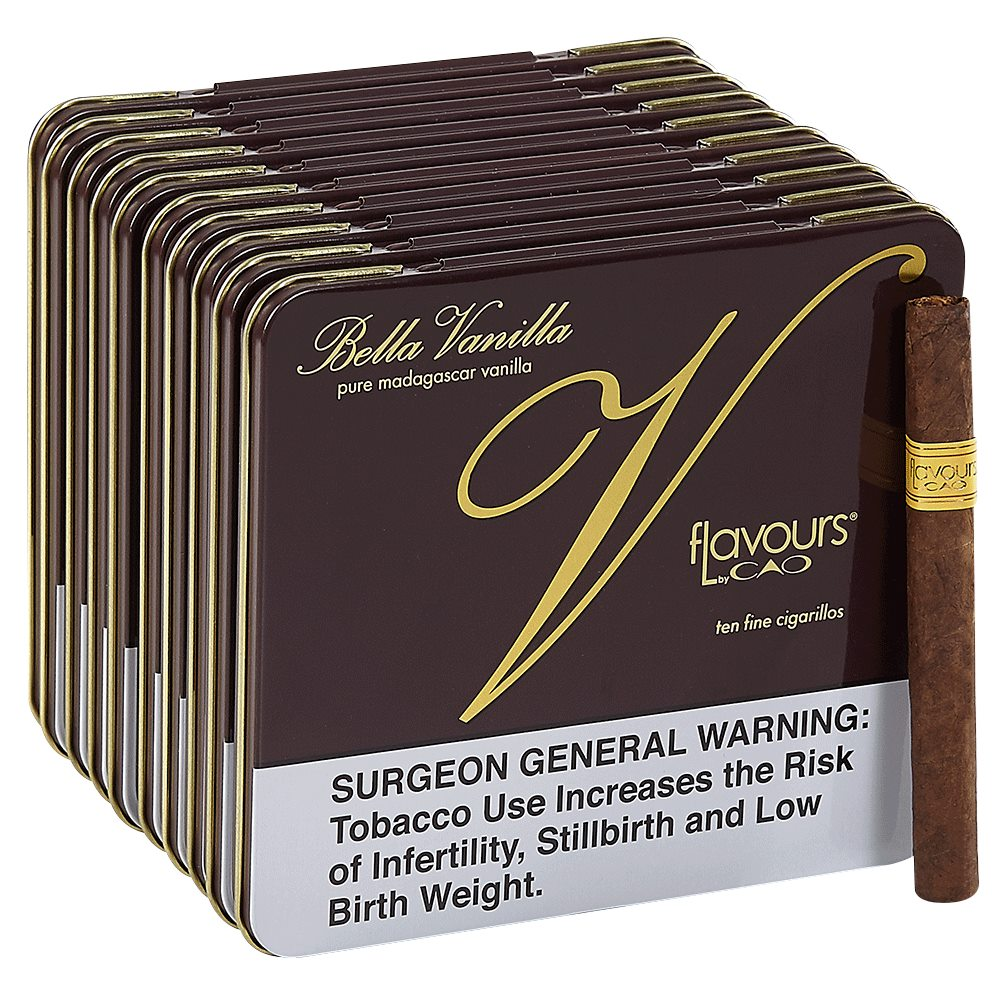 CAO Flavours Cigarillos