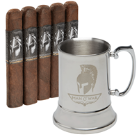 Man o' War Party Pack II  5 Cigars