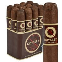 "Odyssey Coffee Robusto (5.0""x50) Pack of 12"