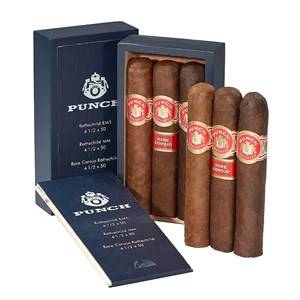 Punch Rothschild 6-Cigar Collection Cigar Samplers