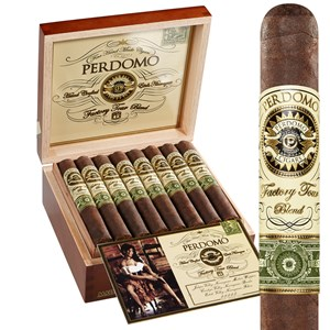 Perdomo Factory Tour Blend Maduro Cigars