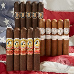 90+ Rated Star Spangled Sampler