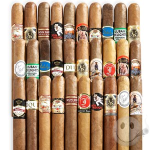 Po' Boy II Sampler Cigar Samplers
