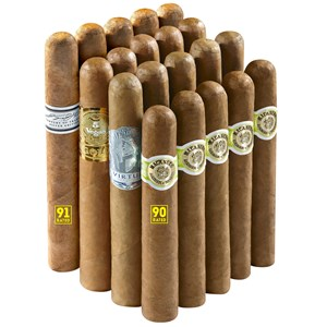 Captain McMellow's 20-Cigar Collection Cigar Samplers